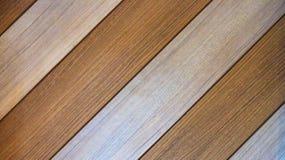 Teste padrão marrom e branco de madeira da cor fotos de stock royalty free