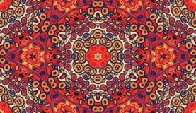 Teste padrão marroquino Imagem de Stock Royalty Free