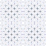 Teste padrão minimalistic sem emenda do vetor abstrato Imagem de Stock