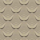 teste padrão moderno do art deco geométrico dos anos 30 Fotos de Stock