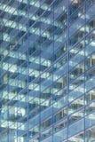 Teste padrão moderno do edifício Fotografia de Stock Royalty Free