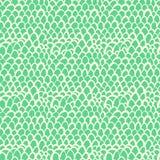 Teste padrão náutico inspirado pela pele tropical dos peixes Fotografia de Stock Royalty Free