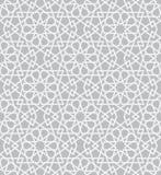 Teste padrão no estilo islâmico Fotografia de Stock Royalty Free