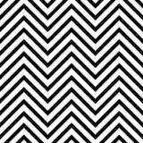 Teste padrão no ziguezague Imagem de Stock Royalty Free