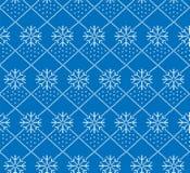 Teste padrão norueguês festivo sem emenda do pixel do inverno de ano novo do Natal - estilo escandinavo imagem de stock