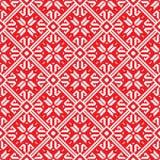 Teste padrão norueguês, ilustração do Eps 10 do vetor Imagens de Stock Royalty Free