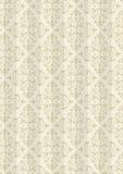 Teste padrão novo do estilo do damasco Imagens de Stock Royalty Free