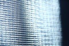 Teste padrão obscuro da textura do diodo emissor de luz com lotes de luzes minúsculas Imagem de Stock