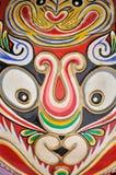 Teste padrão ocidental do totem de China Imagens de Stock Royalty Free