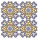Teste padrão oriental clássico Imagens de Stock Royalty Free
