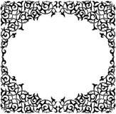 Teste padrão oriental do ornamento ilustração royalty free