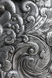 Gravura na prata, fundo imagem de stock
