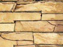 Teste padrão original sem emenda dos tijolos Fotos de Stock Royalty Free