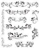 Teste padrão ornamentado Imagens de Stock Royalty Free