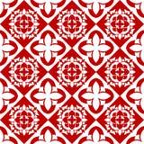 Teste padrão ornamentado decorativo Imagem de Stock