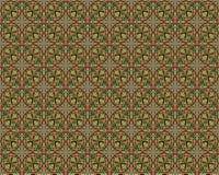 Teste padrão ornamentado do papel de parede do estilo clássico da tapeçaria Imagem de Stock Royalty Free