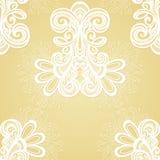 Teste padrão ornamentado sem emenda (vetor) Foto de Stock Royalty Free