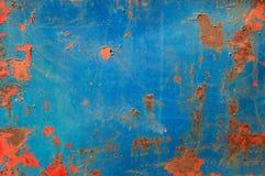 Teste padrão oxidado Fotos de Stock Royalty Free