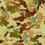 Teste padrão para a camuflagem Fotos de Stock