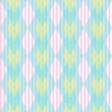 Teste padrão pastel Fotos de Stock