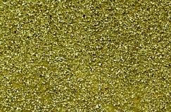 Teste padrão pequeno das pedras da cor amarela Fotos de Stock Royalty Free