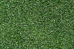 Teste padrão pequeno das pedras da cor verde Foto de Stock Royalty Free