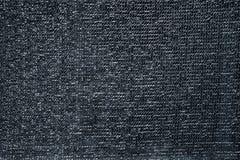 Teste padrão plástico da textura da tela cinzenta do raffia imagem de stock royalty free
