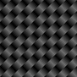 Teste padrão preto Foto de Stock Royalty Free