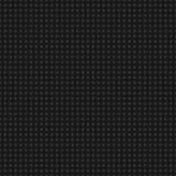 Teste padrão preto Imagem de Stock