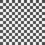 Teste padrão preto e branco da viga do verificador Fotografia de Stock Royalty Free