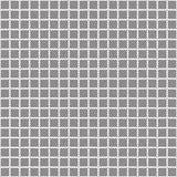 Teste padrão preto e branco de desenhos em espinha ilustração do vetor