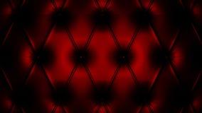 teste padrão preto e vermelho de 3d Fotografia de Stock