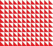 Teste padrão quadrado retro abstrato Ilustração Stock