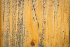 Teste padrão rachado velho da pintura no fundo de madeira Pintura da casca, o Imagens de Stock