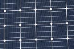 Teste padrão regular de um módulo photovoltaic Imagem de Stock Royalty Free