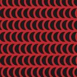 Teste padrão retro do vetor abstrato Foto de Stock