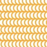 Teste padrão retro do vetor abstrato Imagens de Stock Royalty Free