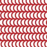 Teste padrão retro do vetor de alto contraste Imagem de Stock