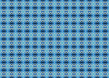 Teste padrão Rhombic Fotografia de Stock Royalty Free