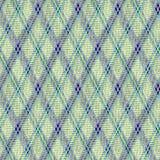 Teste padrão rhombic sem emenda Imagens de Stock Royalty Free