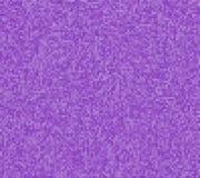 Teste padrão roxo do sumário do pixel Fotografia de Stock Royalty Free