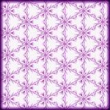 teste padrão roxo geométrico das cores claras Fotos de Stock Royalty Free
