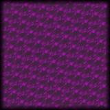 teste padrão roxo geométrico do drawnd obscuro da mão Foto de Stock