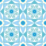 Teste padrão sem emenda árabe Foto de Stock