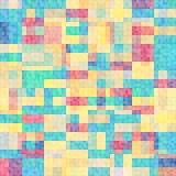 Teste padrão sem emenda Imagem de Stock Royalty Free