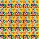 Teste padrão sem emenda Imagem de Stock