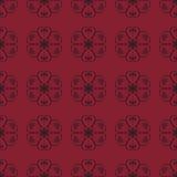Teste padrão sem emenda abstrato Ilustração Royalty Free