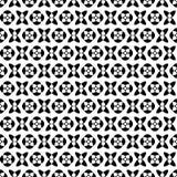 Teste padrão sem emenda abstrato Fotografia de Stock