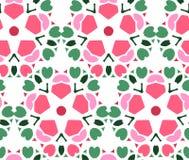 Teste padrão sem emenda abstrato colorido Foto de Stock