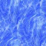 Teste padrão sem emenda abstrato com os pontos azuis da aquarela Ilustração Stock